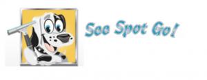 See Spot Go! Logo