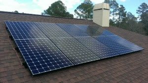 Solar Panel Cleaning Service in Santa Clarita